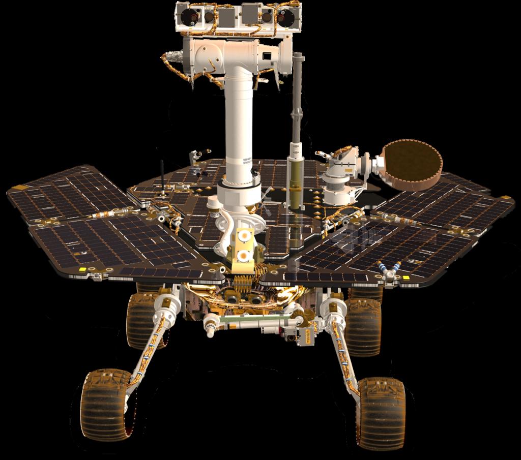 Begegnungszone Mars
