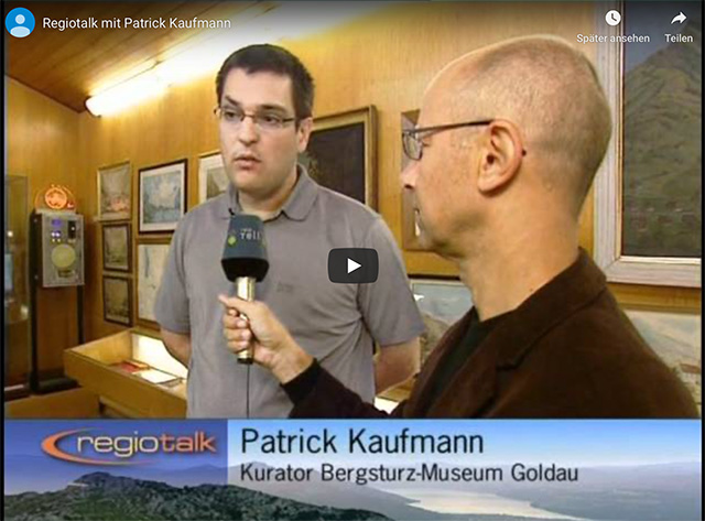 Regiotalk von TeleTell mit Patrick Kaufmann