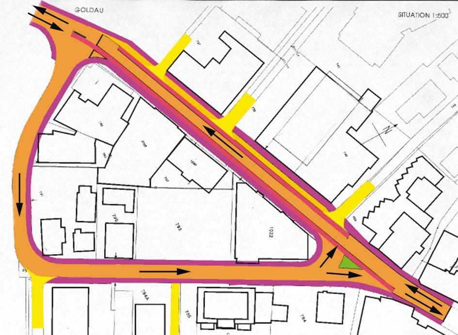 FDP: Kreisverkehr als Denkanstoss