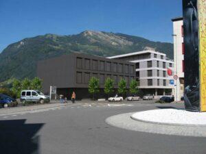 Schwyzer Kantonalbank gibt Baugesuch für Neubau der Filiale Goldau ein