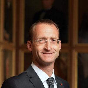 Regierungsrat René Bünter tritt nicht mehr an