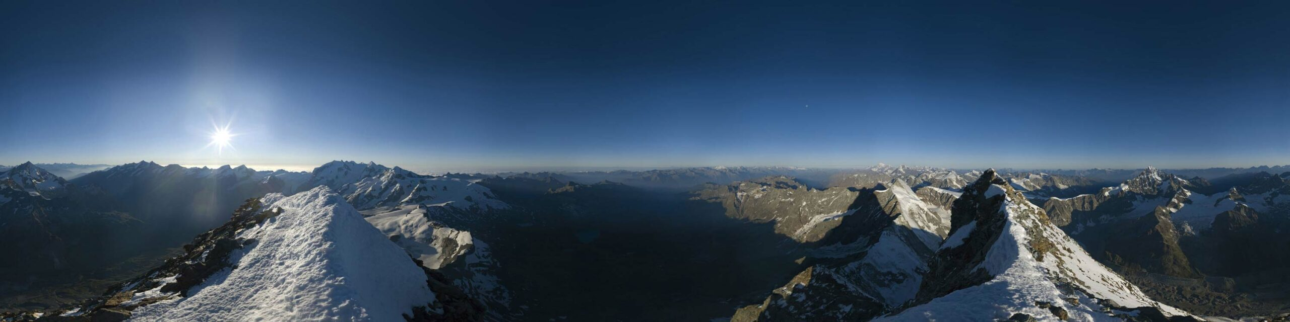 Besteigen Sie das Matterhorn in Schwyz