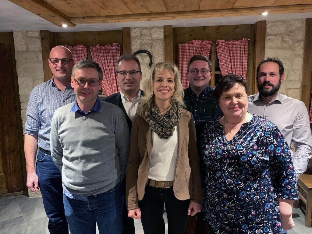 CVP-Kandidaten für die Kantonsratswahlen 2020