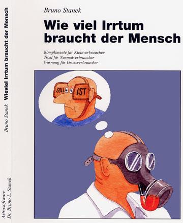"""Buchvernissage """"Wieviel Irrtum braucht der Mensch"""" von Bruno Stanek"""