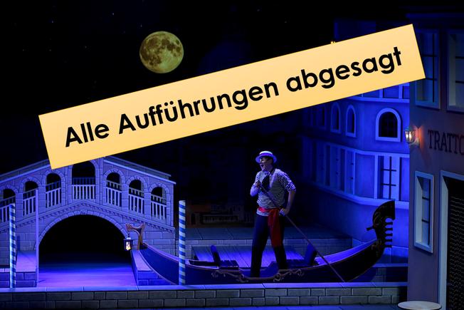 Operette 2020: Alle Aufführungen abgesagt