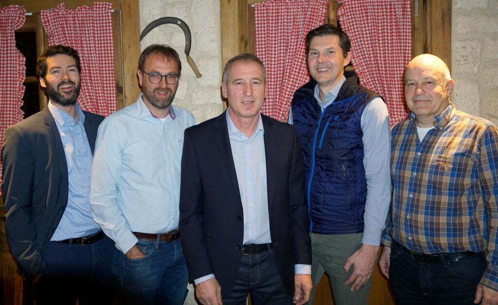 CVP: Beeler, Ottinger und Imlig in den Gemeinderat