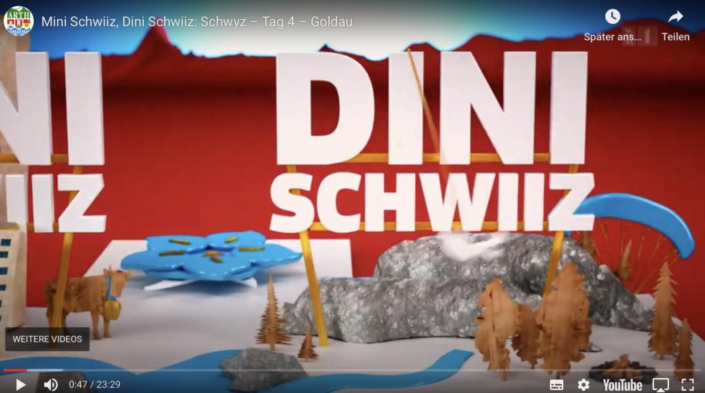 Mini Schwiiz, Dini Schwiiz: Schwyz – Tag 4 – Goldau