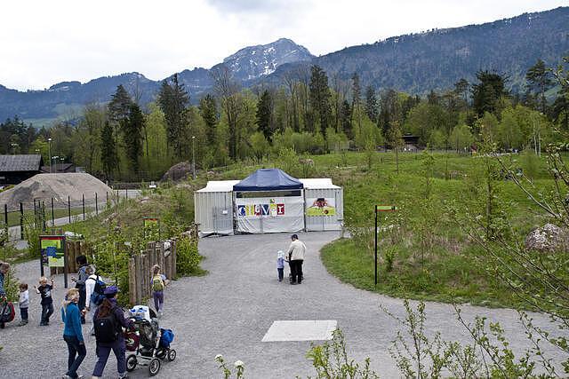 Tierpark plant ein Restaurant für 8 Millionen