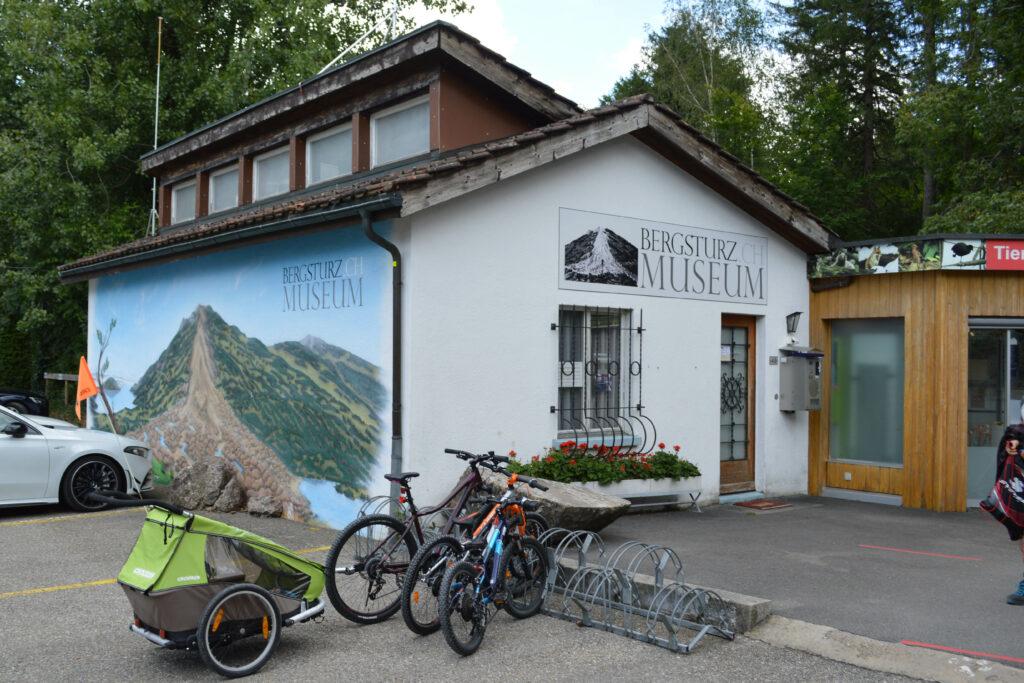 Feierliche Gedenkfeier an den Bergsturz von Goldau