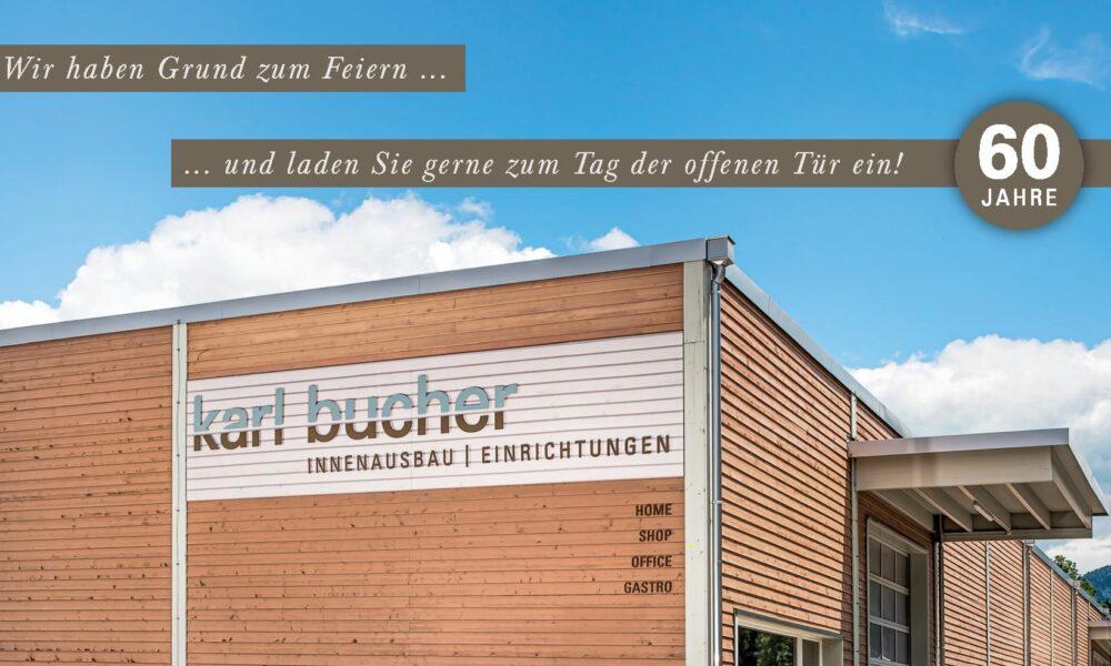 Tag der offenen Tür bei Karl Bucher AG