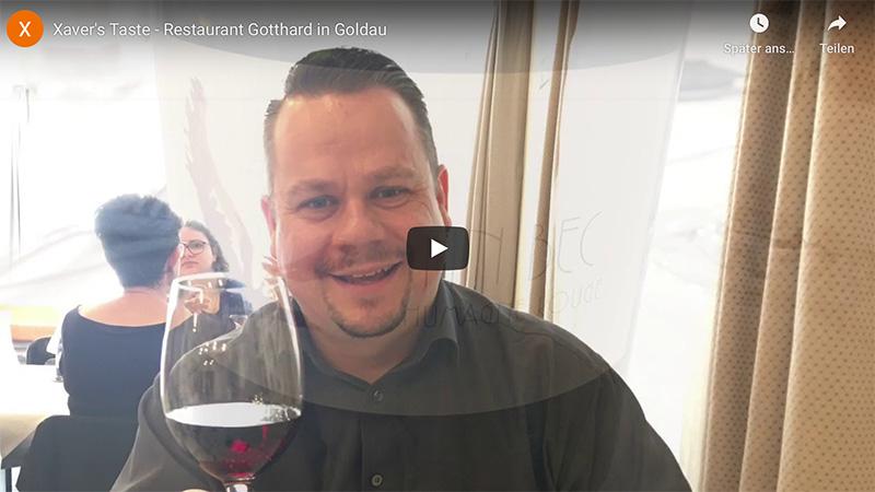 Xaver's Taste – Restaurant Gotthard in Goldau
