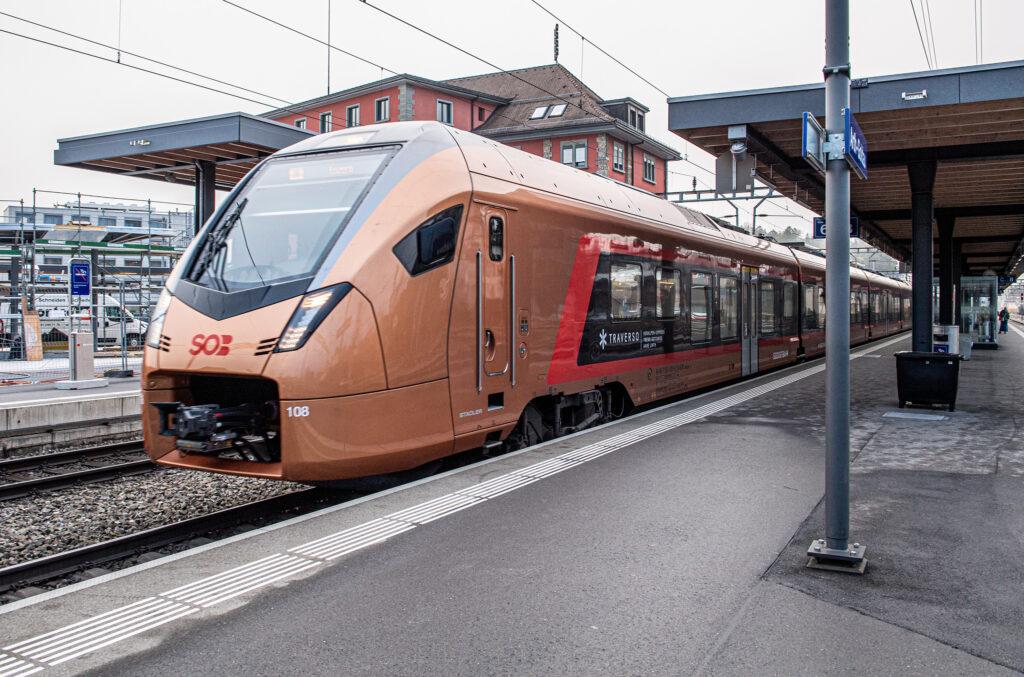 Bahn und Tourismus im Multipack