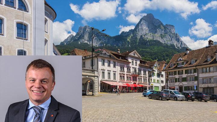 SVP Kanton Schwyz unter neuer Führung