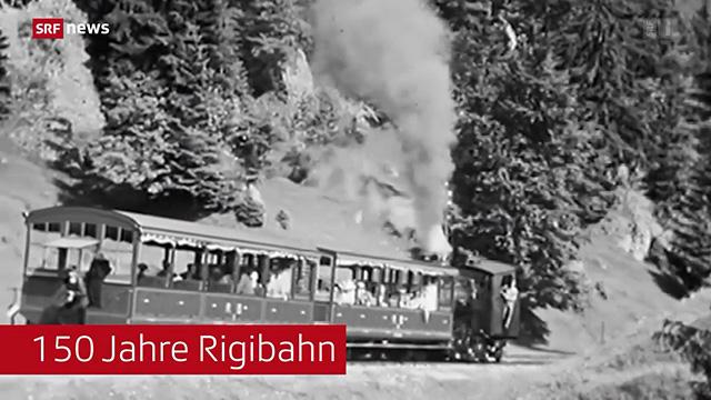 150 Jahre Rigi-Bahn