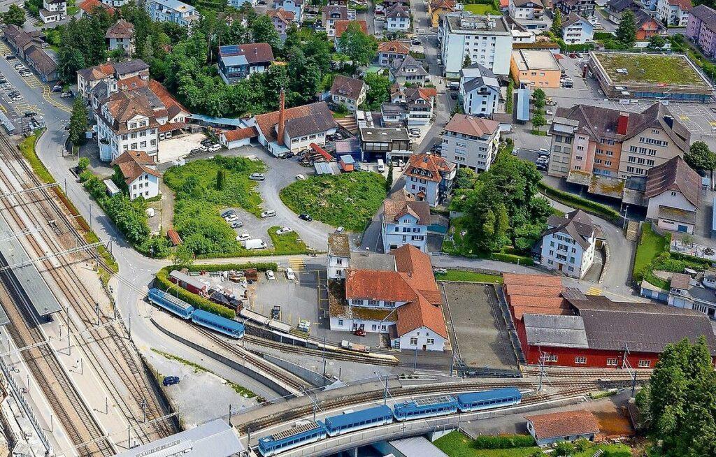 Luxram-Gebäude steht der Entwicklung des Bahnhof Süd nicht im Weg